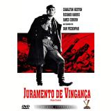 Juramento de Vingança (DVD) - Charlton Heston, James Coburn, Richard Harris