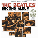 The Beatles - The Beatles' Second Album (CD) - The beatles