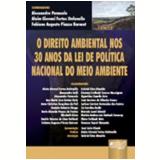 Direito Ambiental Nos 30 Anos Da Lei De Politica -