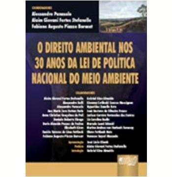 Direito Ambiental Nos 30 Anos Da Lei De Politica