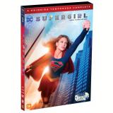 Supergirl - 1ª Temporada (5 Dvds) (DVD) - Jerry Siegel (Diretor)