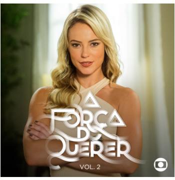 A Força do Querer - Vol. 2 (CD)