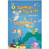 O Tubarão Martelo Apresenta (DVD) - Varios Interpretes