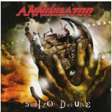 Annihilator - Schizo Deluxe - Serie Metal Gods (CD) - Annihilator
