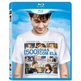 (500) Dias Com Ela (Blu-Ray) - Joseph Gordon-Levitt, Zooey Deschanel