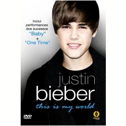 DVD - Justin Bieber - This is My World - Justin Bieber - 7898438051007