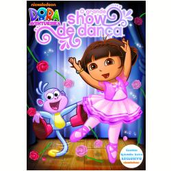 DVD - Dora A Aventureira - O Grande Show de Dança - Henry Madden ( Diretor ) , Gary Conrad ( Diretor ) , Katie McWane ( Diretor ) - 7890552105222