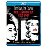 O Que Terá Acontecido Com Baby Jane? (Blu-Ray) - Bette Davis, Joan Crawford, Victor Buono