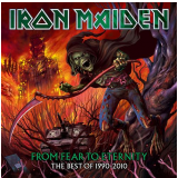 Iron Maiden - From Fear To Eternity: Best Of 1990-2010  (CD) - Iron Maiden
