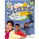 Stars 3 Student Book With Multirom Pack - Patrick Jackson