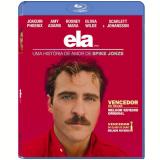 Ela (Blu-Ray) - Spike Jonze (Diretor)