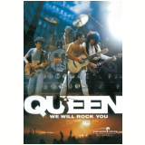 We Will Rock You (DVD) -