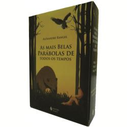 Livros - Caixa As Mais Belas Parábolas De Todos Os Tempos - Alexandre Rangel - 7898563140737