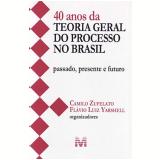 40 Anos Da Teoria Geral Do Processo No Brasil
