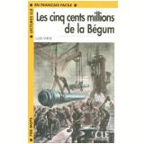 Cinq Cents Millions De La Begun, Les - Júlio Verne
