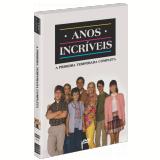 Anos Incríveis - 1ª Temporada Completa (DVD) - Daniel Stern, Dan Lauria, Fred Savage