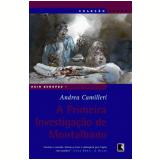 A Primeira Investigação de Montalbano - Andrea Camilleri