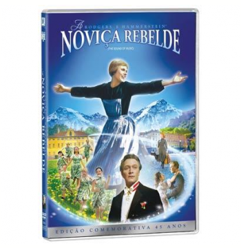 A Noviça Rebelde: Edição Comemorativa de 45 Anos (DVD)