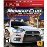 Midnight Club Los Angeles: Greatest Hits (PS3) -