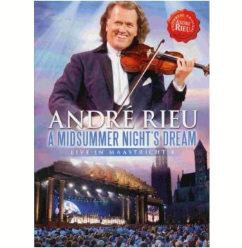 André Rieu - A Midsummer Night's Dream - Live in Maastricht 4 (DVD)