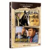 Cinema em Dobro - Western (DVD) -