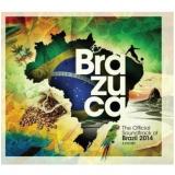 Brazuca - The Official Soundtrack Of Brazil - 2014 - Box (3 Cds) - Vários (CD) -