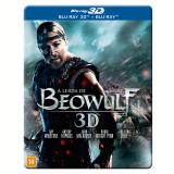 A Lenda De Beowulf (3d) +  (Blu-Ray) - Neil Gaiman