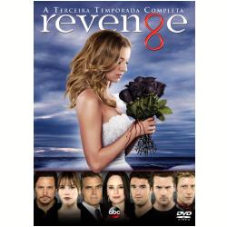 DVD - Revenge - 3ª Temporada Completa - Madeleine Stowe, Emily VanCamp - 7899307921001
