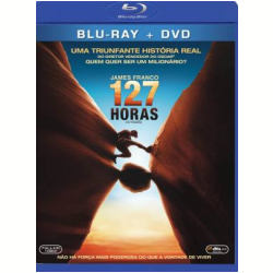 Blu - Ray - 127 Horas ( blu - ray ) - Amber Tamblyn - 7898512983354