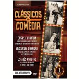 Clássicos Da Comédia Vol 1 (DVD) - Vários (veja lista completa)