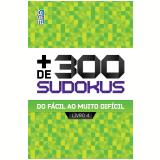 Livro Mais De 300 Sudokus - Equipe Coquetel