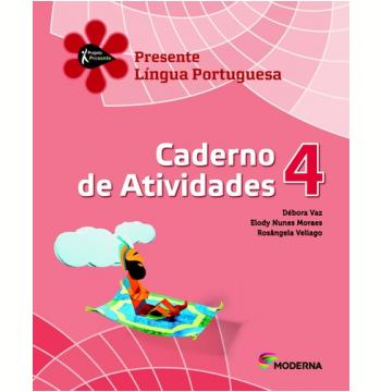 Português - 4º Ano - Caderno de Exercícios