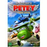 As Aventuras de Petey e Seus Amigos (DVD) - Lucas Qiao