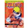 Naruto - O Sapo, A Cobra e a Lesma - Volume 28 (DVD)