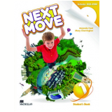 Next Move Student'S Book With Dvd-Rom-1 - Amanda Cant