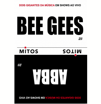 Bee Gees & Abba (DVD)