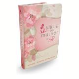 Bíblia Da Mulher De Fé (flores) - Sheila Walsh