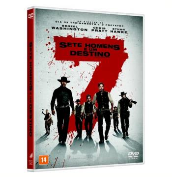 Sete Homens E Um Destino (DVD)