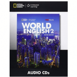 World English - 2nd Edition - 2 - Audio Cd (CD) -
