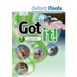 Got It! 1 Itools - Second Edition (CD) -