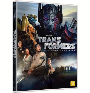 Transformers - O Último Cavaleiro (DVD)