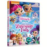 Shimmer & Shine - Bem-Vindos à Zahramay Falls (DVD) - Matt Engstrom, Carin-anne Greco, Enrico Santana