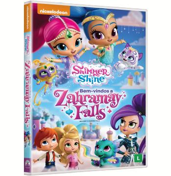 Shimmer & Shine - Bem-Vindos à Zahramay Falls (DVD)