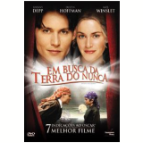 Em Busca da Terra do Nunca (DVD)