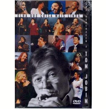 Olha Que Coisa Mais Linda - Uma Homenagem a Tom Jobim (DVD)