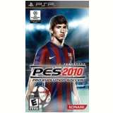 Pro Evolution Soccer 2010 (PSP) -