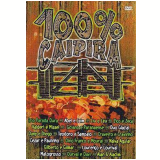 100% Caipira - Ao Vivo (DVD) - Vários (veja lista completa)