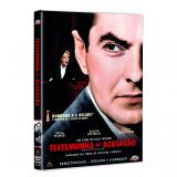 Testemunha de Acusação (DVD) - John Williams, Elsa Lanchester