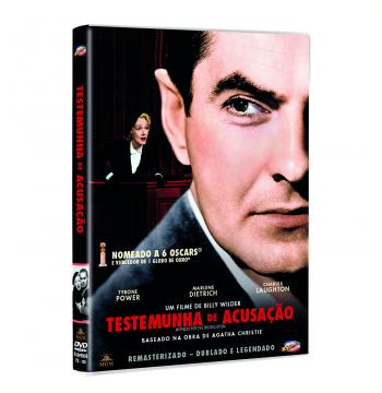 Testemunha de Acusação (DVD)