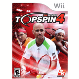 Top Spin 4 (Wii) -